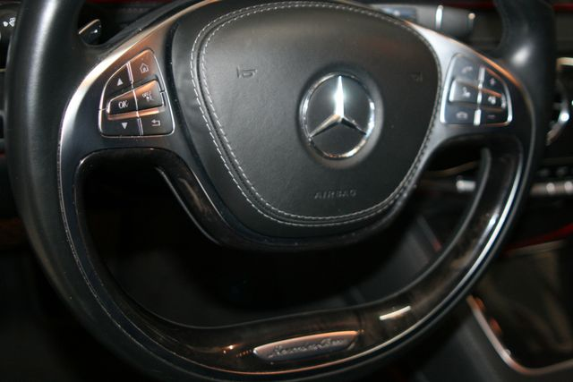 2016 Mercedes-Benz S 550 Houston, Texas 21