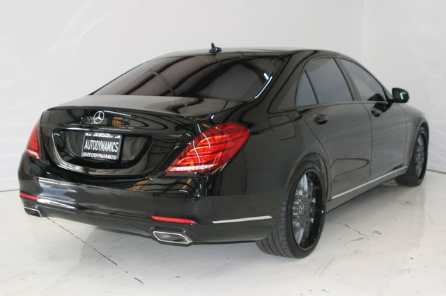2016 Mercedes-Benz S 550 Houston, Texas 8