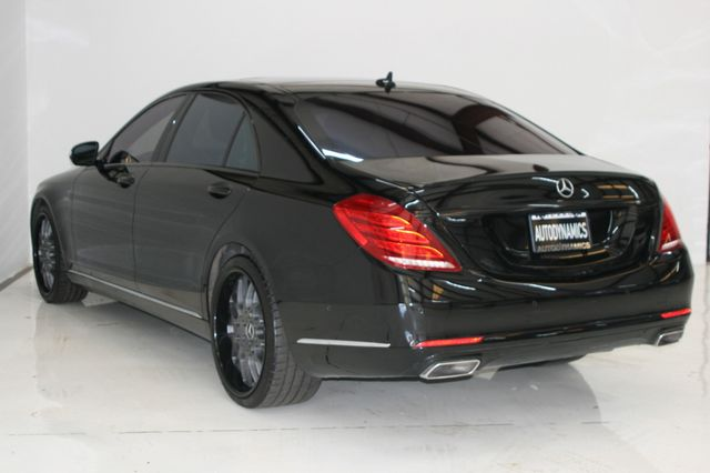 2016 Mercedes-Benz S 550 Houston, Texas 9