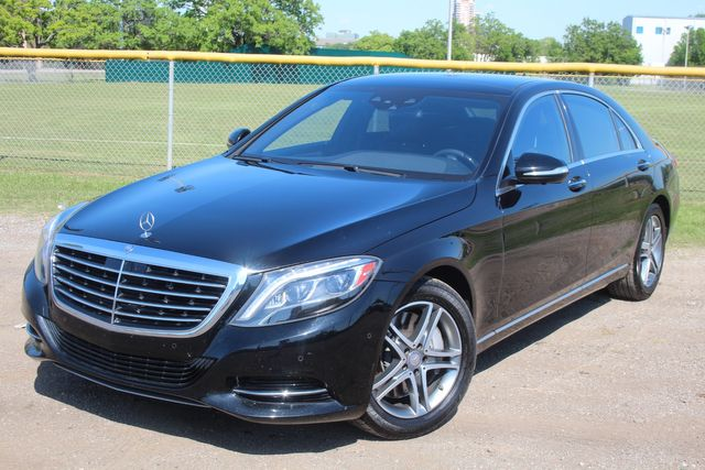 2016 Mercedes-Benz S 550 Houston, Texas 1