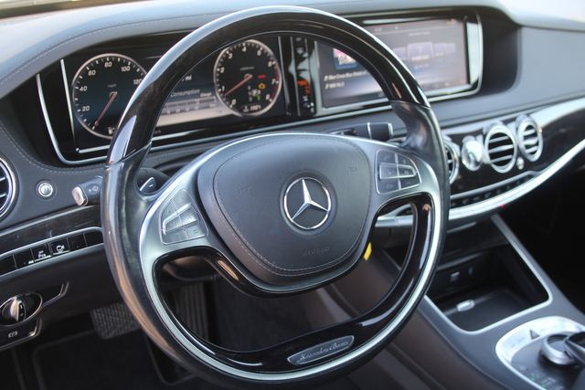 2016 Mercedes-Benz S 550 Houston, Texas 30