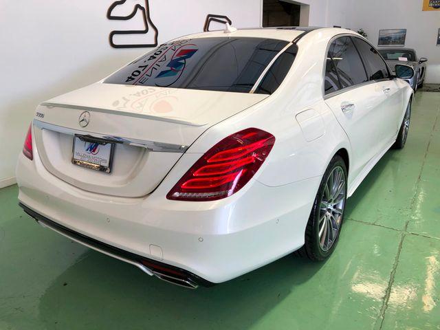 2016 Mercedes-Benz S 550 Sport Package Longwood, FL 10