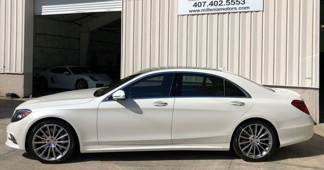 2016 Mercedes-Benz S 550 Sport Package Longwood, FL 44
