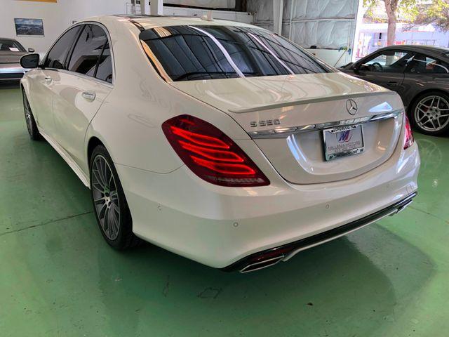 2016 Mercedes-Benz S 550 Sport Package Longwood, FL 7