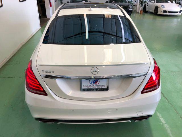 2016 Mercedes-Benz S 550 Sport Package Longwood, FL 8