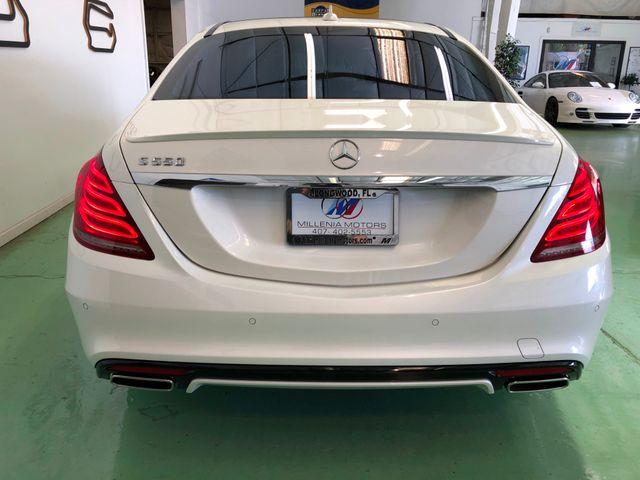 2016 Mercedes-Benz S 550 Sport Package Longwood, FL 9
