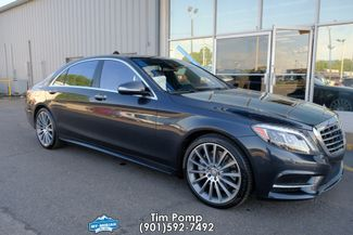 2016 Mercedes-Benz S 550 premium SPORT PACKAGE in Memphis, Tennessee 38115