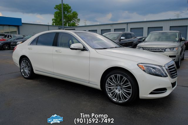 2016 Mercedes-Benz S 550 in Memphis, Tennessee 38115