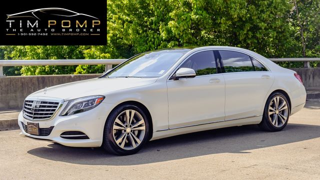 2016 Mercedes-Benz S 550 PANO ROOF