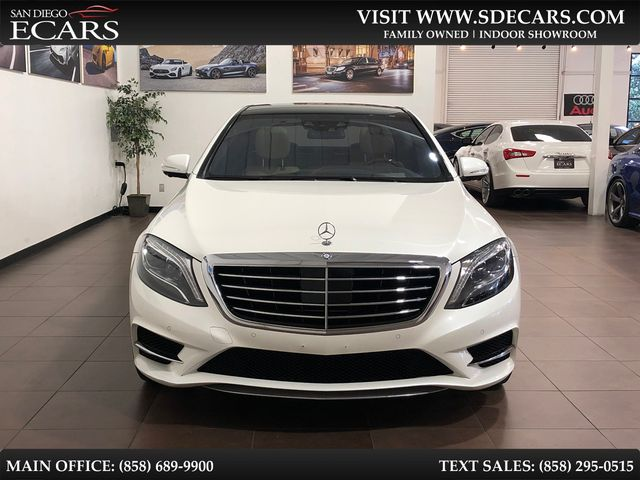 2016 Mercedes-Benz S 550 Sport Package in San Diego, CA 92126