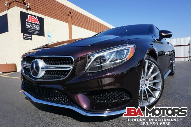 2016 Mercedes-Benz S550 S Class 550 Coupe 4MATIC AWD ~ ONLY 16k LOW MILES