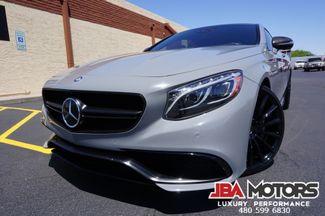 2016 Mercedes-Benz S63 AMG Coupe S Class 63 AMG HUGE $181k MSRP   MESA, AZ   JBA MOTORS in Mesa AZ