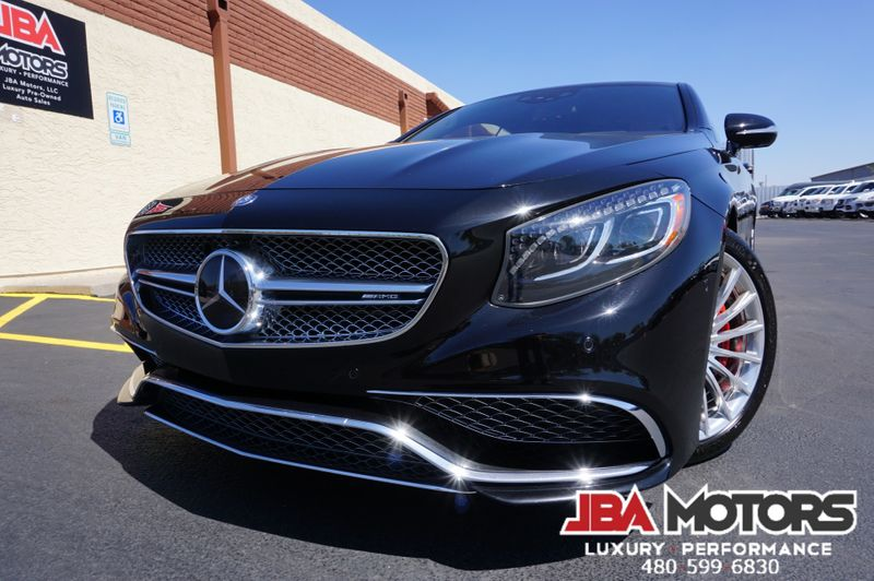 2016 Mercedes Benz S65 Amg Coupe S Cl 65 V12 Bi Turbo Mesa Az Jba Motors