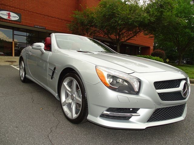 2016 Mercedes-Benz SL 400 SL 400 Roadster