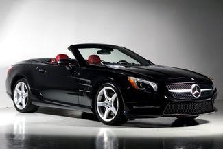 2016 Mercedes-Benz SL 550* AMG Pkg* Driver Asst* Harmon Kardon* Bengal Red Leather***   Plano, TX   Carrick's Autos in Plano TX