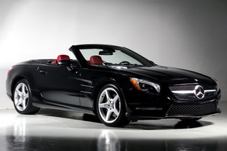 2016 Mercedes-Benz SL 550* AMG Pkg* Driver Asst* Harmon Kardon* Bengal Red Leather*** | Plano, TX | Carrick's Autos in Plano TX