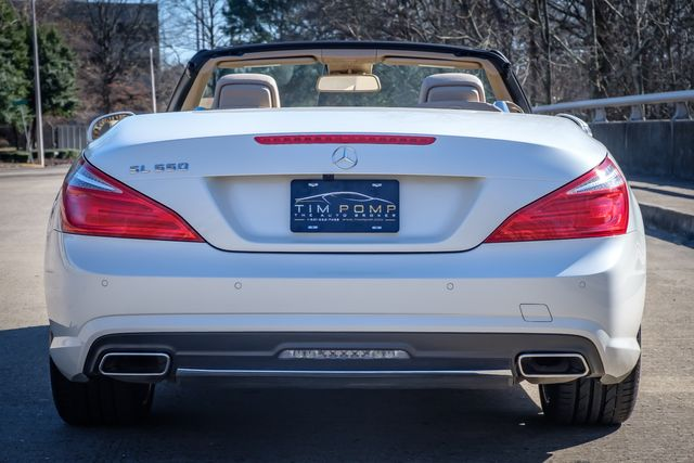 2016 Mercedes-Benz SL 550 PANO GLASS CONVERTIBLE amg wheels in Memphis, Tennessee 38115