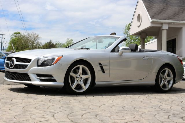 2016 Mercedes-Benz SL-Class SL400 Roadster in Alexandria VA