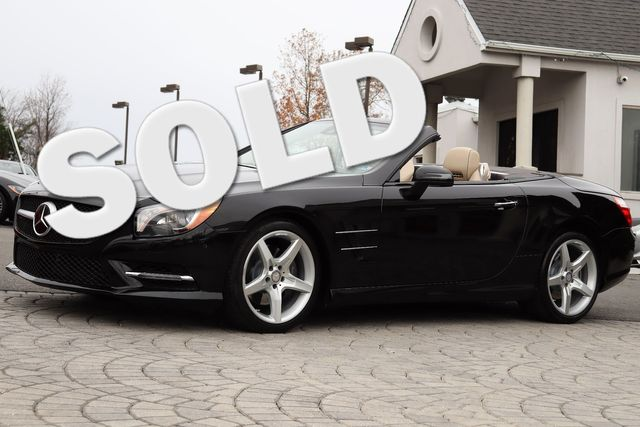 2016 Mercedes-Benz SL-Class SL550 Roadster in Alexandria VA