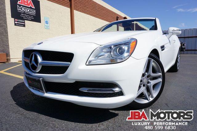 2016 Mercedes-Benz SLK300 SLK Class 300 Convertible in Mesa, AZ 85202