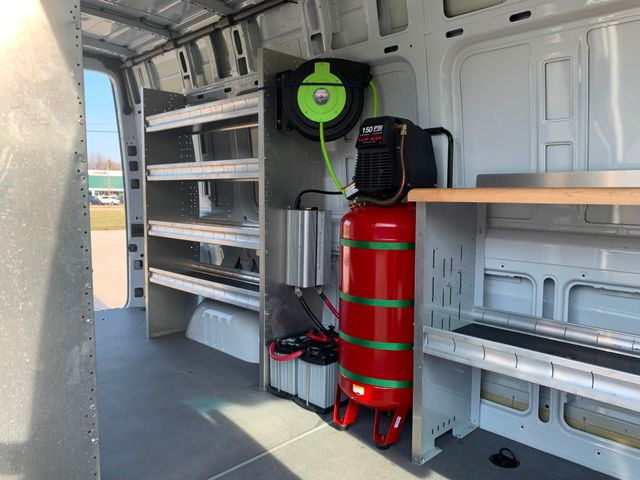 2016 Mercedes-Benz Sprinter Cargo Vans EXT Chicago, Illinois 18