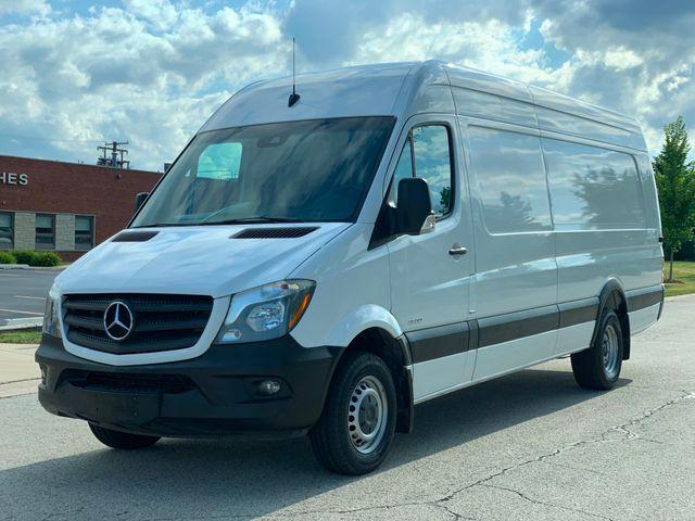 2016 Mercedes-Benz Sprinter Cargo Vans Chicago, Illinois 1