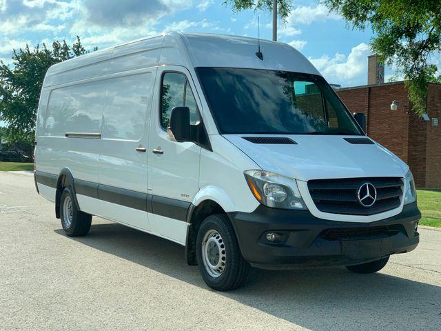 2016 Mercedes-Benz Sprinter Cargo Vans Chicago, Illinois