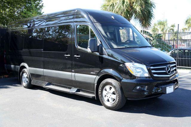 2016 Mercedes-Benz Sprinter Cargo Vans EXT Houston, Texas 2