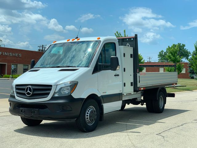 2016 Mercedes-Benz Sprinter Chassis-Cabs Chicago, Illinois 1