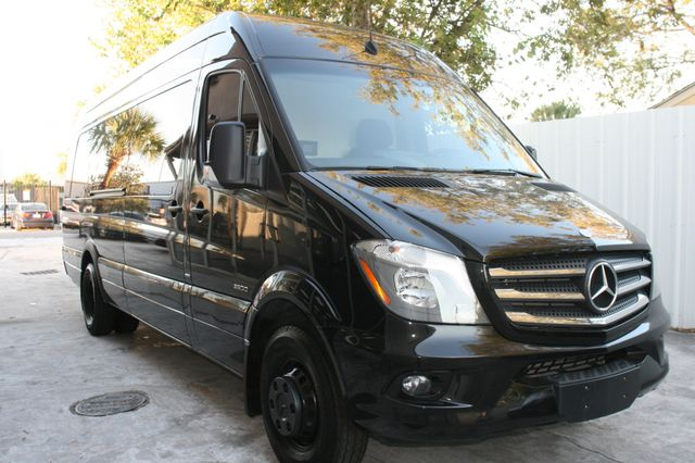 2016 Mercedes-Benz Sprinter Chassis-Cabs Custom Houston, Texas 1