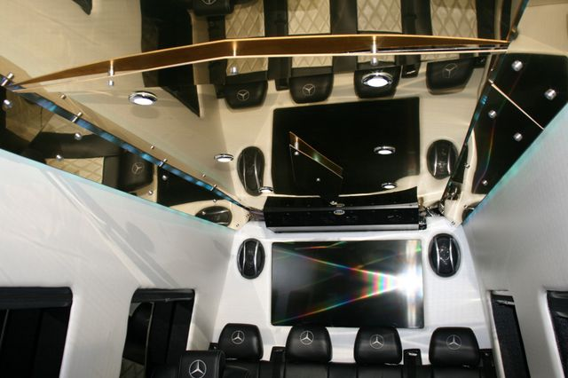 2016 Mercedes-Benz Sprinter Chassis-Cabs Custom Houston, Texas 11