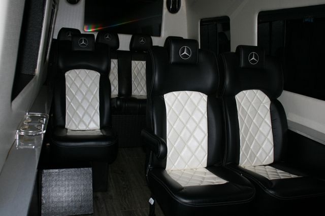 2016 Mercedes-Benz Sprinter Chassis-Cabs Custom Houston, Texas 8