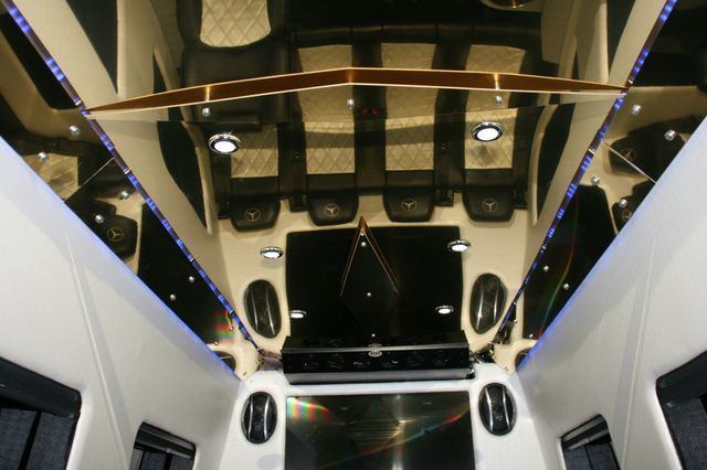 2016 Mercedes-Benz Sprinter Chassis-Cabs Custom Houston, Texas 10