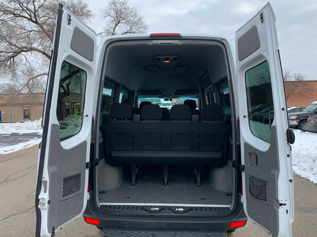 2016 Mercedes-Benz Sprinter Passenger Vans Chicago, Illinois 4
