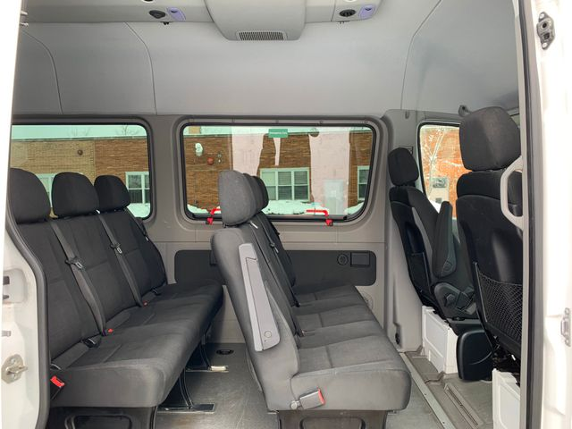 2016 Mercedes-Benz Sprinter Passenger Vans Chicago, Illinois 5