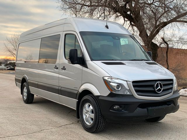 2016 Mercedes-Benz Sprinter Passenger Vans Chicago, Illinois 0