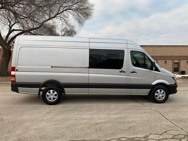 2016 Mercedes-Benz Sprinter Passenger Vans Chicago, Illinois 2