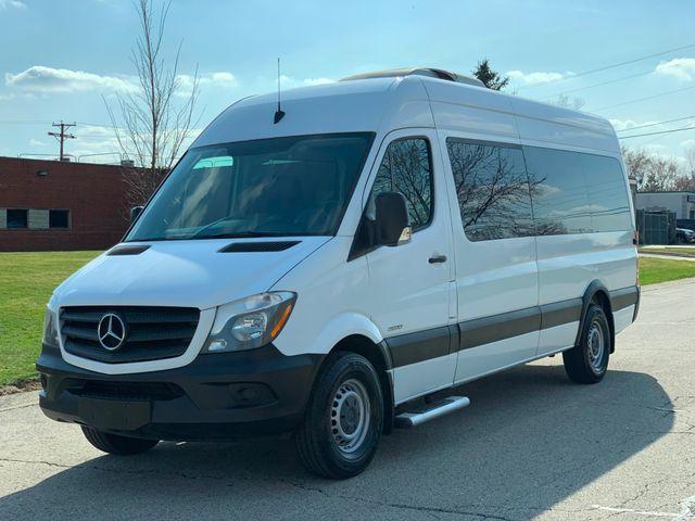 2016 Mercedes-Benz Sprinter Passenger Vans Chicago, Illinois 1
