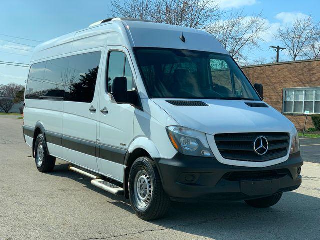 2016 Mercedes-Benz Sprinter Passenger Vans Chicago, Illinois