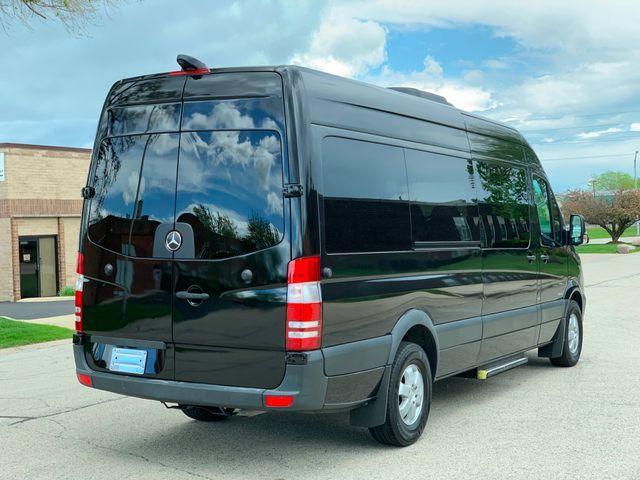2016 Mercedes-Benz Sprinter Passenger Vans Chicago, Illinois 3