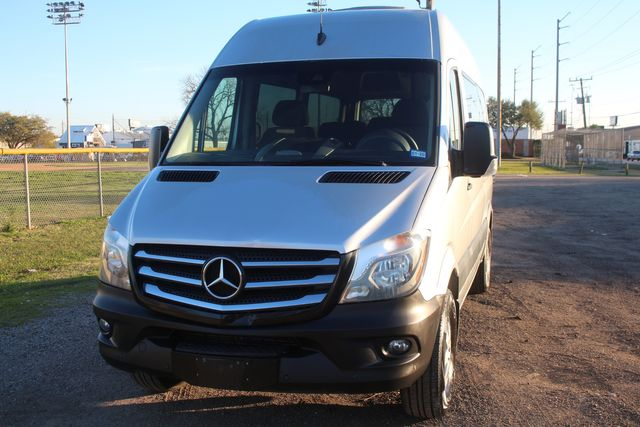 2016 Mercedes-Benz Sprinter Passenger Vans Houston, Texas 1