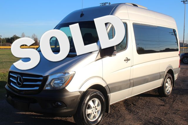 2016 Mercedes-Benz Sprinter Passenger Vans Houston, Texas