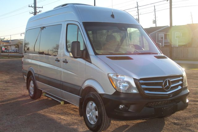 2016 Mercedes-Benz Sprinter Passenger Vans Houston, Texas 3