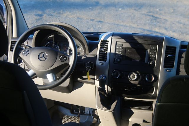 2016 Mercedes-Benz Sprinter Passenger Vans Houston, Texas 31