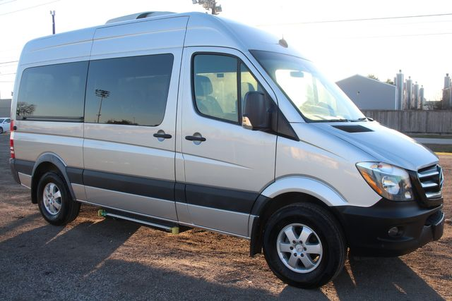 2016 Mercedes-Benz Sprinter Passenger Vans Houston, Texas 4