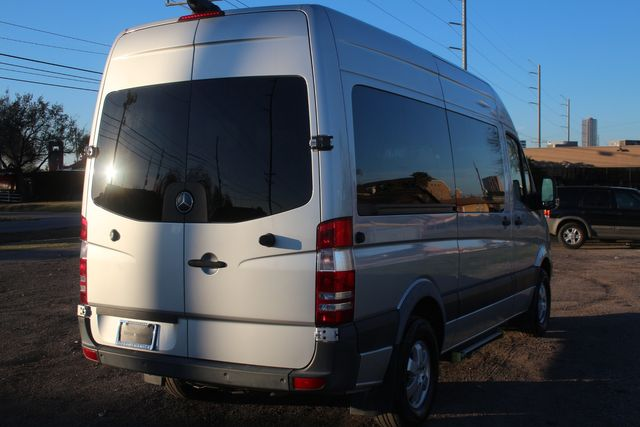 2016 Mercedes-Benz Sprinter Passenger Vans Houston, Texas 6
