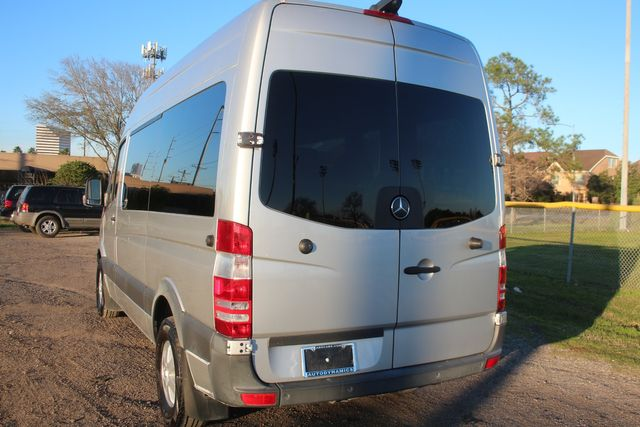 2016 Mercedes-Benz Sprinter Passenger Vans Houston, Texas 9