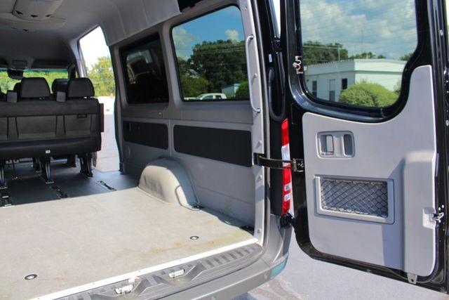 "2016 Mercedes-Benz Sprinter Passenger Van 2500 170"" High Roof - DIESEL - BLIND SPOT - MORE! Mooresville , NC 40"