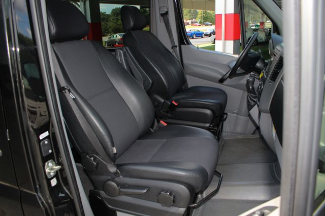 "2016 Mercedes-Benz Sprinter Passenger Van 2500 170"" High Roof - DIESEL - BLIND SPOT - MORE! Mooresville , NC 13"