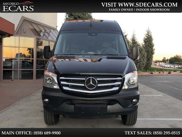 2016 Mercedes-Benz Sprinter Passenger 2500 SWB 4x4 in San Diego, CA 92126